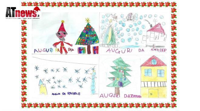 Buon Natale Per Bambini.Gli Speciali Auguri Di Buon Natale Dei Bambini Di Prima Della Scuola