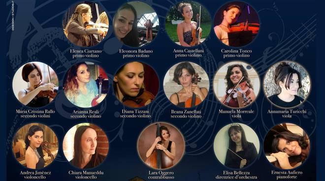 concerto natale orchestra femminile alma