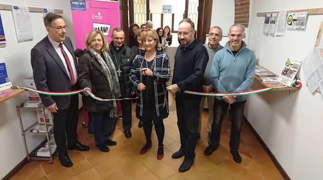 inaugurazione nuova sede enaip
