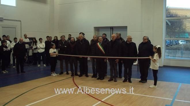 Inaugurazione Palestra Priocca
