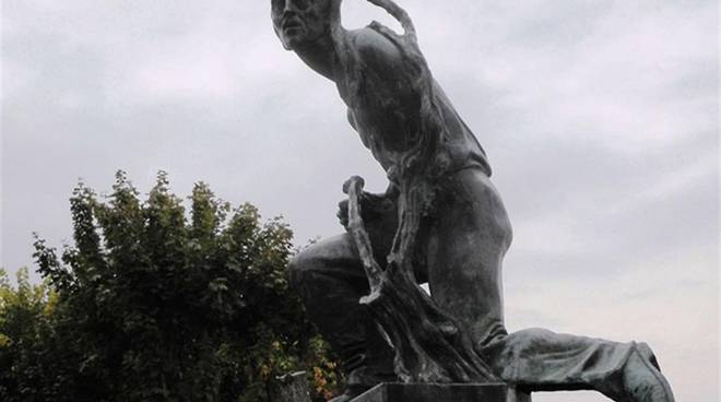 statua vignaiolo