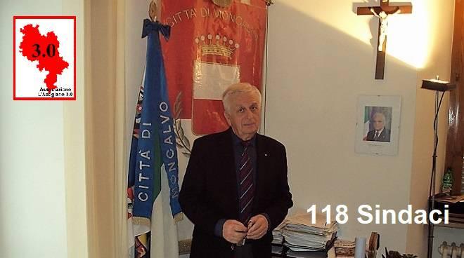 Aldo Fara sindaco di moncalvo
