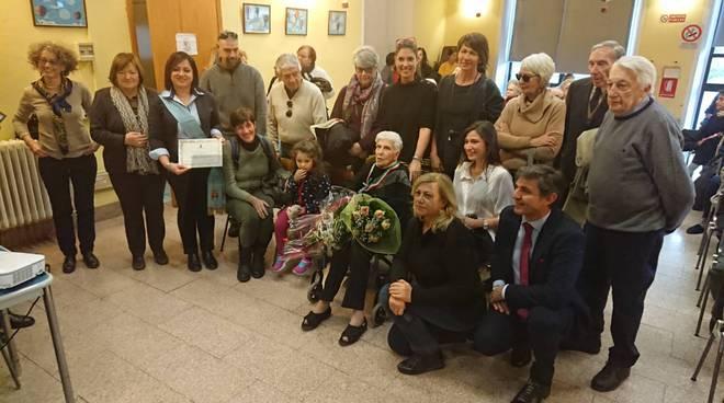 mafalda paroldi 100 anni