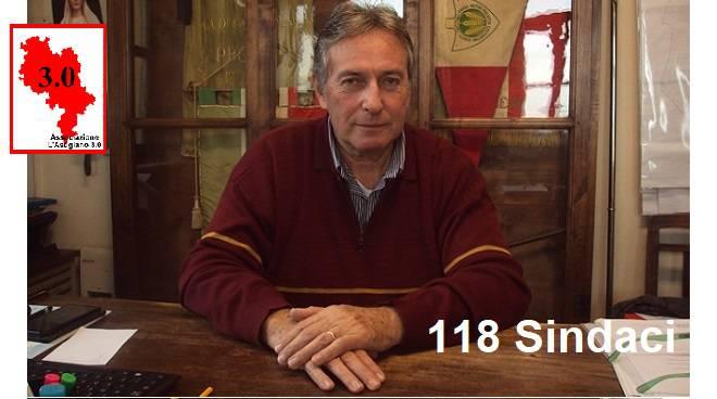 Roberto Campia sindaco di castellero