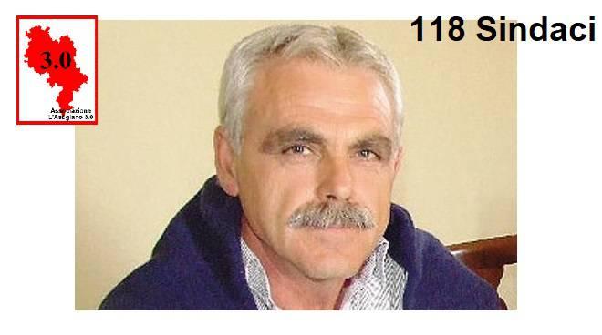 Sergio Magnetti sindaco di monale