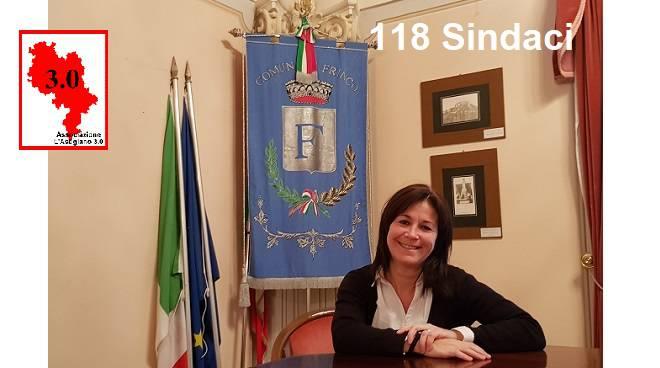 Simona Maria Ciciliato sindaca di frinco