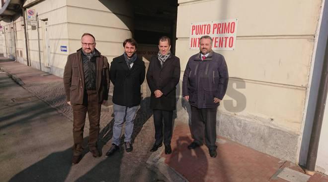 sindaci protesta sanità astigiana