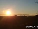 tramonto su soglio ©atnews