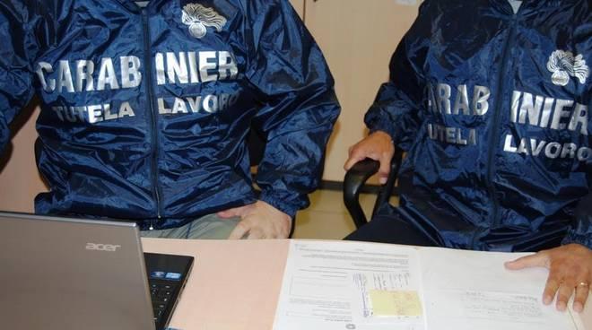 carabinieri ispettorato lavoro