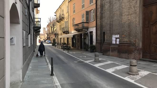 Nizza Monferrato si prepara a cambiare il look di via Pio Corsi
