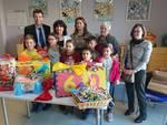 Donazione scuole isola pediatria Asti