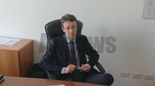 Giovanni messori ioli commissario Asl Asti