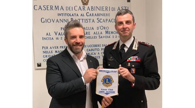 lions club asti alfieri e carabinieri
