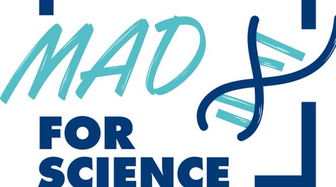 Logo Mad for science