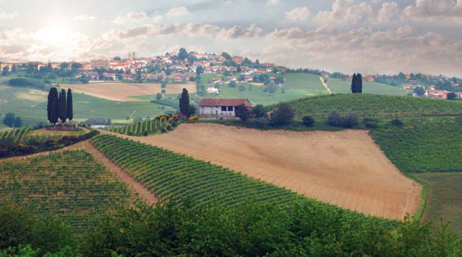paesaggi monferrato parco la court