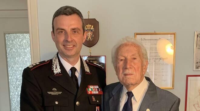 101 anni maresciallo quaglia