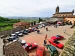 Auto storiche e sportive protagoniste a Castelnuovo Calcea per il 4˚ Raduno Colli Brofferiani