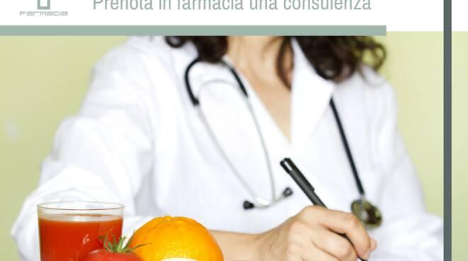 nutrizionista alla farmacia don bosco