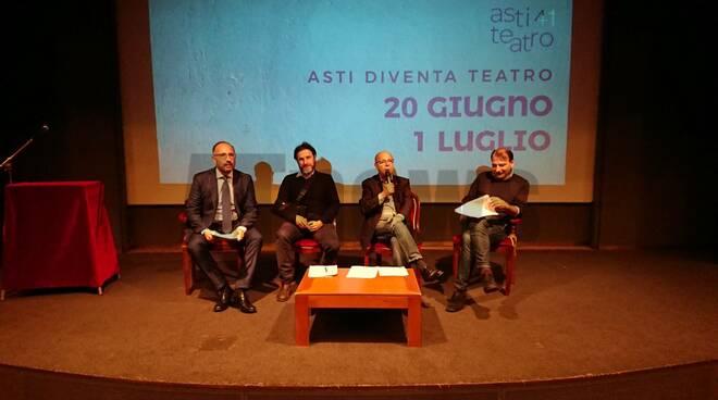 Presentazione Asti teatro 2019