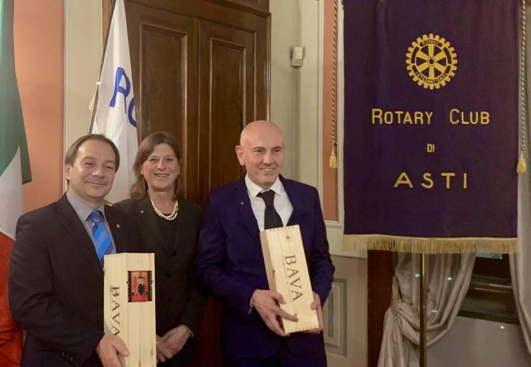 Serata Rotary fatturazione