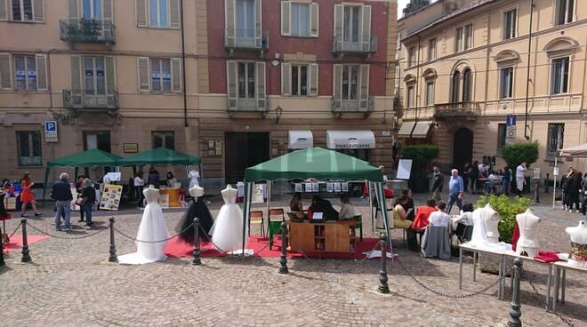60 anni Istituto Castigliano di Asti: Scuola aperta in piazza