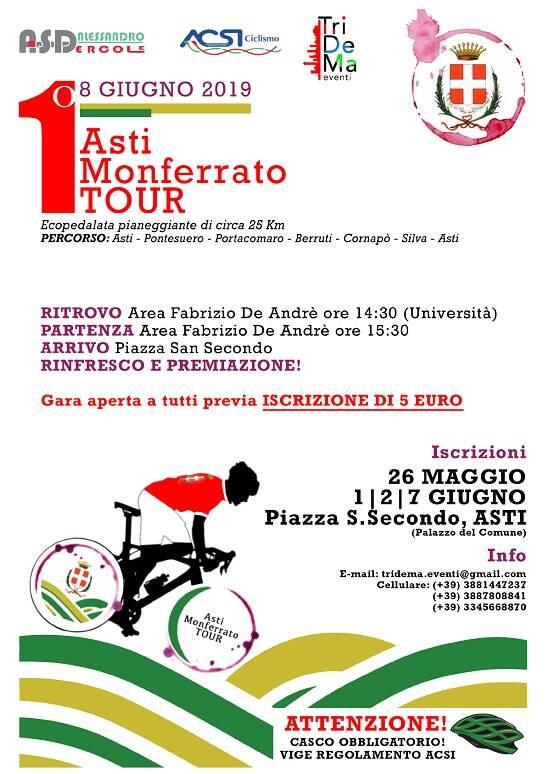 Asti Monferrato Tour