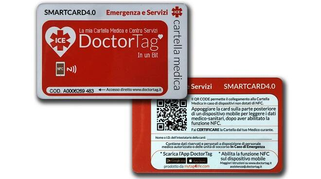 doctor tag