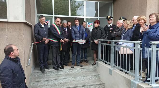 inaugurazione spazio adolescenti e poliambulatorio