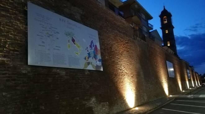 Piazza 1275 san Damiano d'asti