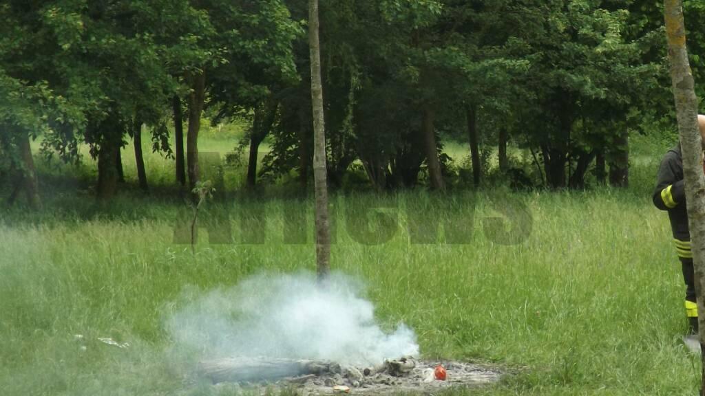 principio incendio parco rocche antignano
