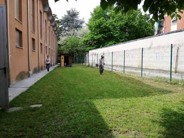 Pulizia scuola Rio crosio