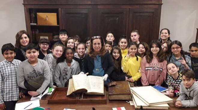 scuola jona archivio storico