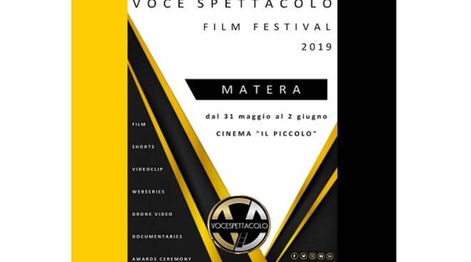voce spettacolo film festival matera
