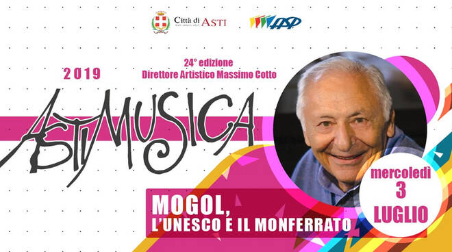 astimusica 2019, mogol