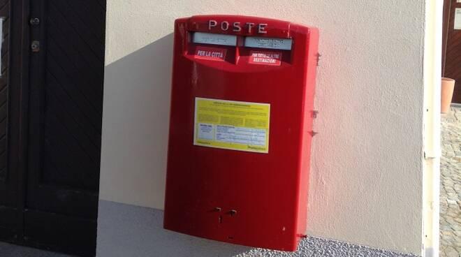 cassetta  postale azzano asti