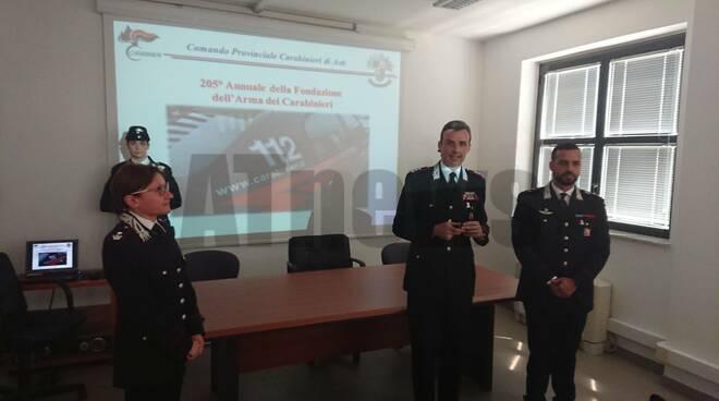 conferenza carabinieri 04062019