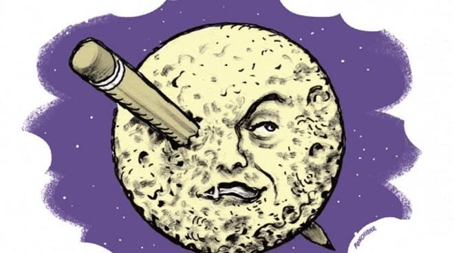 dalla matita alla luna