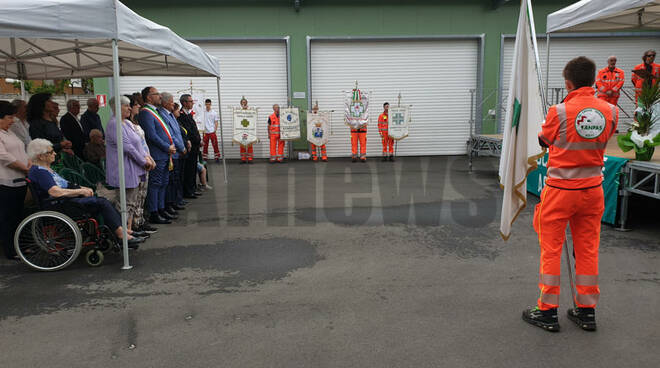 Festa dei 110 anni della Croce Verde di Asti