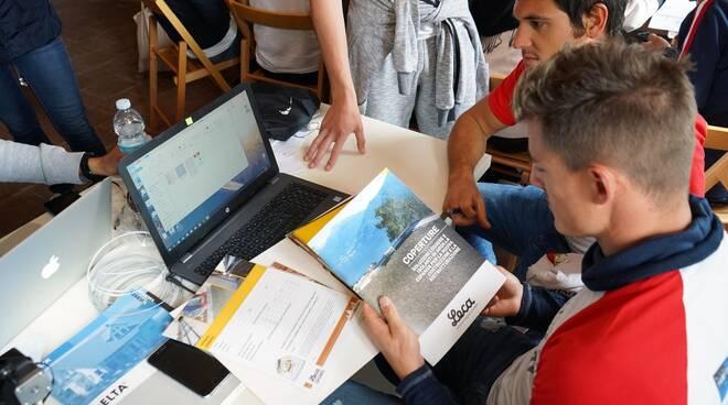 Hackathon Green Camp, ciclorifugio