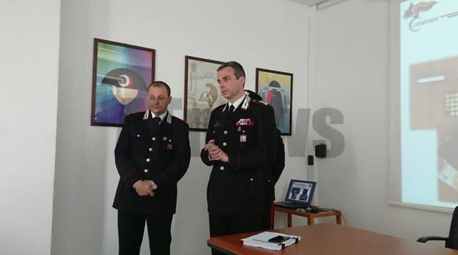 iandiorio e breda carabinieri