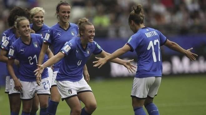 italia femminile mondiali calcio