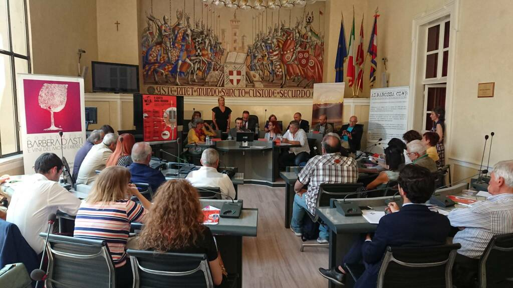 Monferrato on stage 2019 conferenza