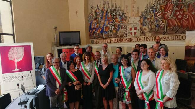 Monferrato on stage 2019 presentazione