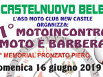new castle motoraduno