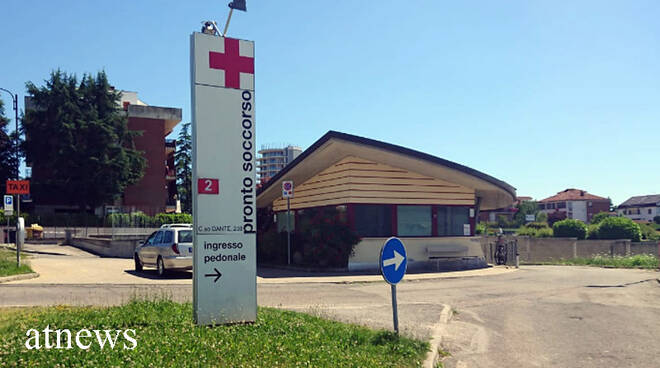 ospedale cardinal massaia, asl asti, asl at, pronto soccorso, asti