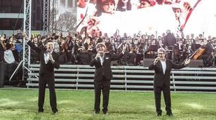 Piero Montanaro e i Cantavino doc al Festival della Canzone Religiosa in Bielorussia