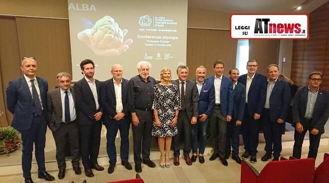presentazione fiera del tartufo 2019
