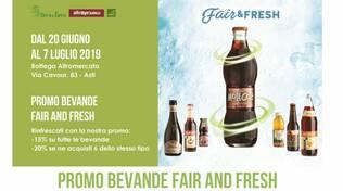 promo fair and fresh
