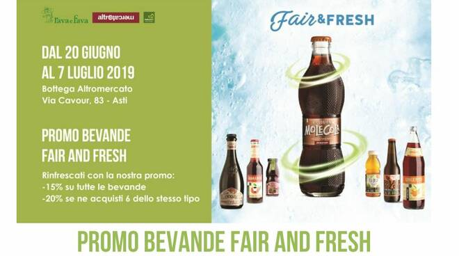 promo fair and fresh