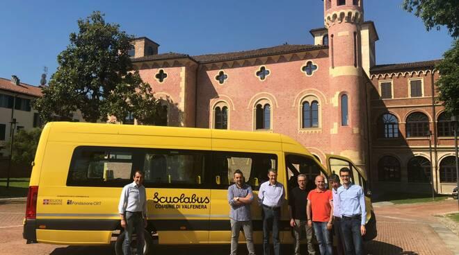 scuolabus valfenera